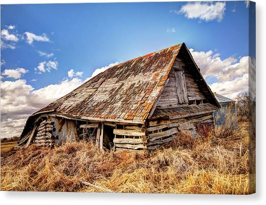 Old Times Canvas Print
