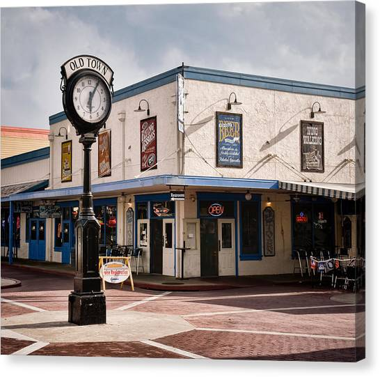 Old Town - Kissimmee - Florida Canvas Print
