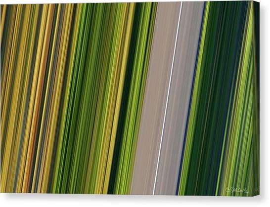 On Road II Canvas Print