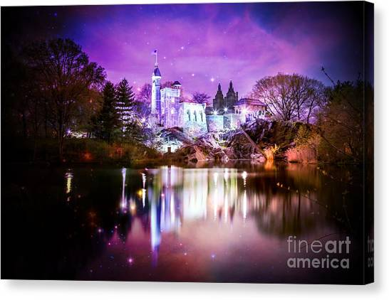 Prince Canvas Print - Once Upon A Fairytale by Az Jackson