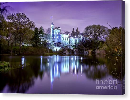 Prince Canvas Print - Once Upon A Time by Az Jackson