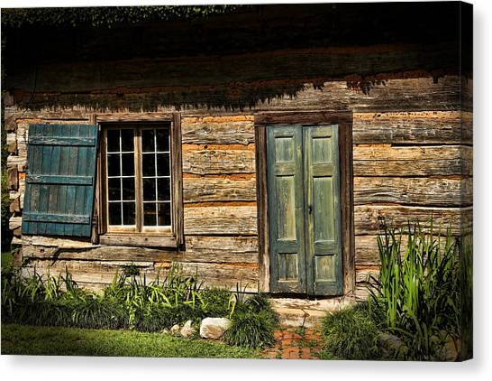 Natchitoches Canvas Print - Once Upon A Time by Judy Vincent