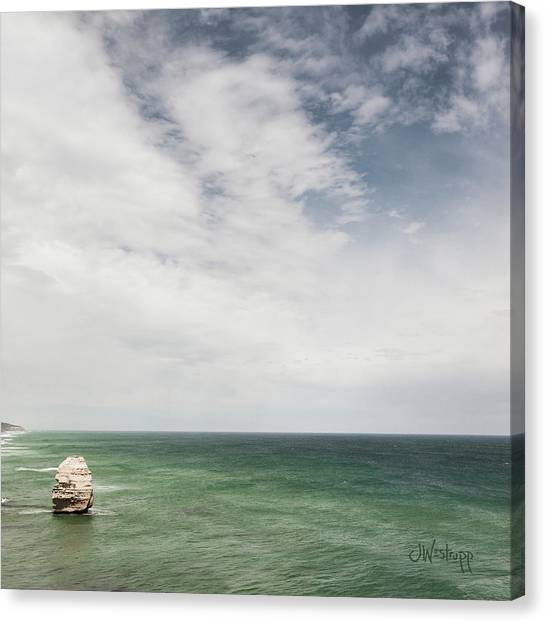 One Apostle Canvas Print