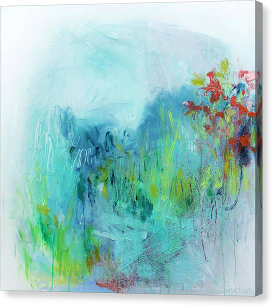 Canvas Print - One Day I Remembered by Claire Desjardins