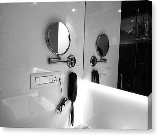 Mozart Canvas Print - One Feels Fresh Bath When Combination by Rahul Gupta