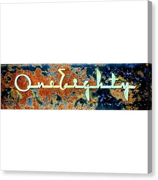 Rust Canvas Print - One by Karyn Robinson