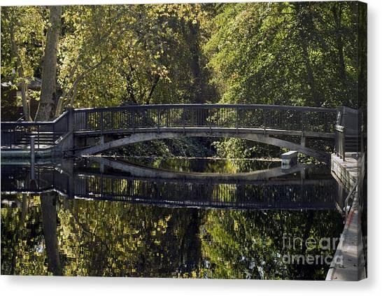One Mile Bridge Canvas Print