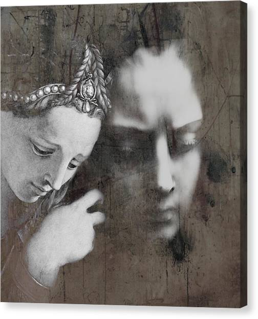 Emotional Canvas Print - One  by Paul Lovering
