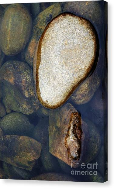 One Stone Canvas Print