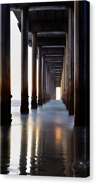 Ucsd Canvas Print - One Tranquil Moment by See My Photos