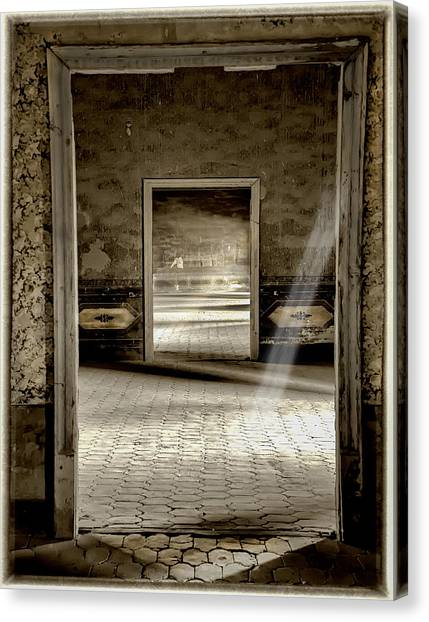 Open Doors Canvas Print