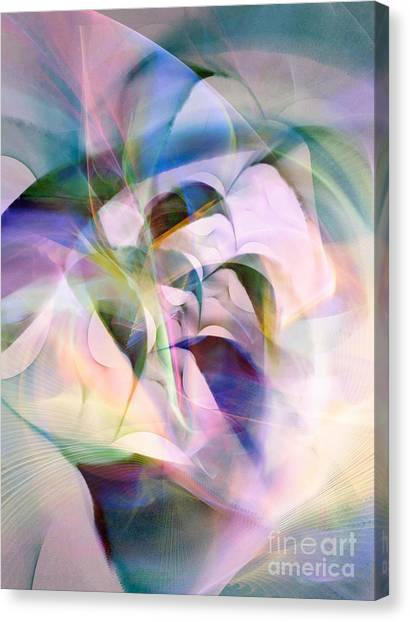 Opening 7 Canvas Print