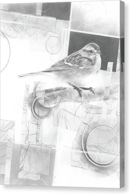 Orbit No. 1 Canvas Print