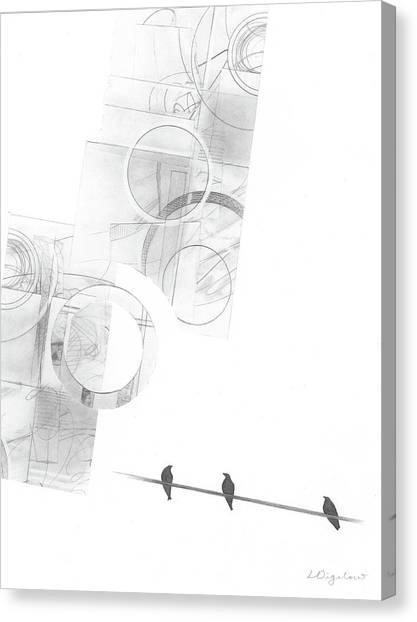 Orbit No. 4 Canvas Print