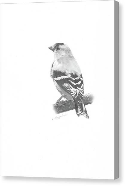 Orbit No. 5 Canvas Print