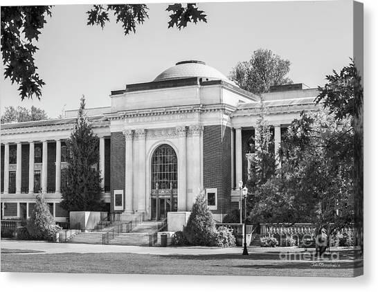 Oregon State University Osu Canvas Print - Oregon State University Memorial Union by University Icons