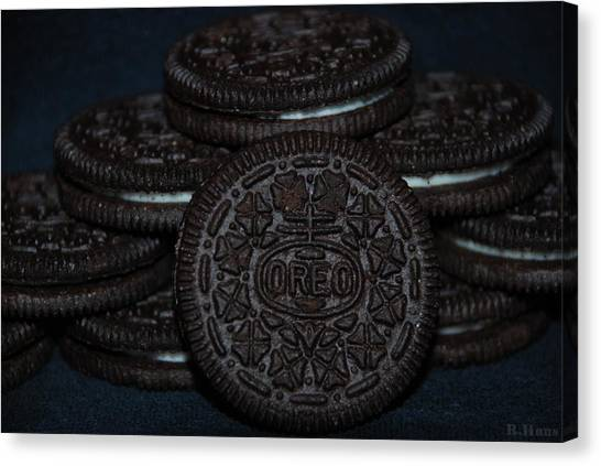 Oreo Cookies Canvas Print