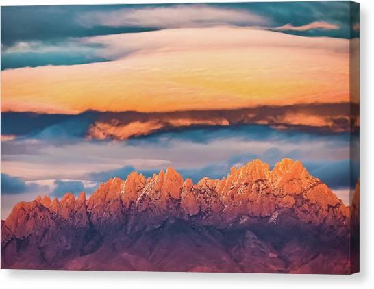 Organ Mountain-desert Peaks National Monument Canvas Print