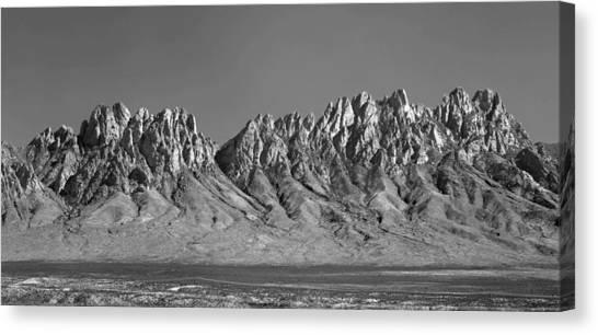 214878-organ Mountains Panorama     Canvas Print