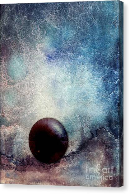 Organik Canvas Print