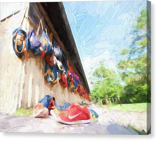 Orlando Area Rowing Society Canvas Print