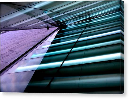 Architectur Canvas Print - Oslo Opera House Norway 211 by Per Lidvall