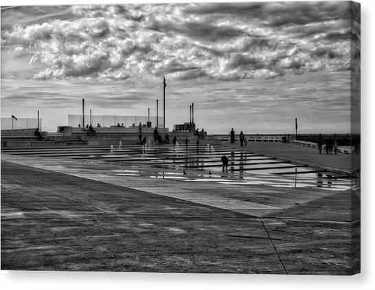 Ostend 2 Canvas Print