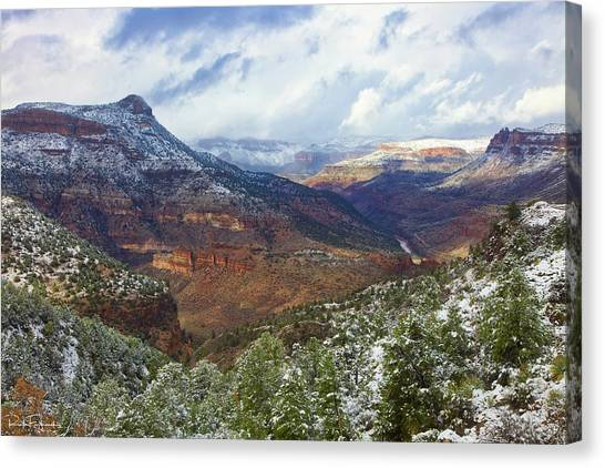 Our Other Grand Canyon Canvas Print