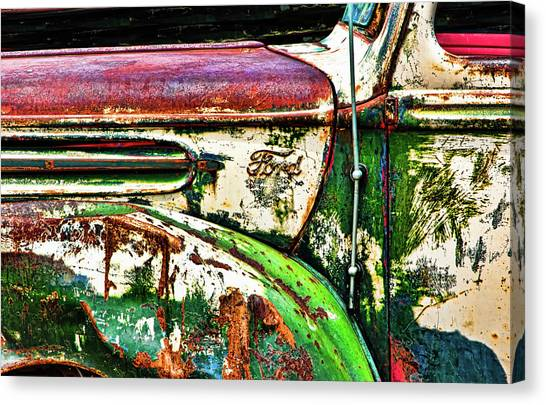 Out Of Warrantee Canvas Print