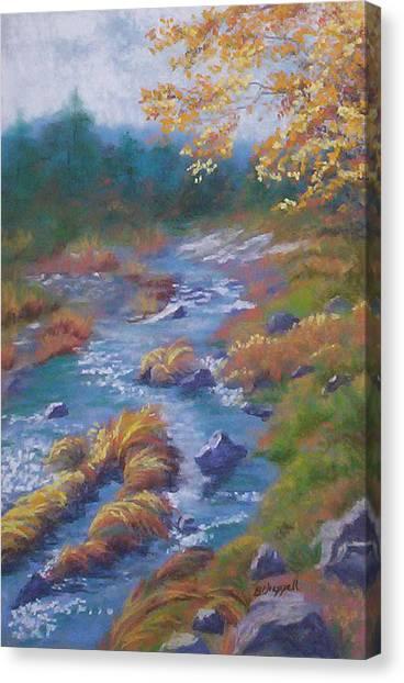 Outside Lake Tahoe Canvas Print