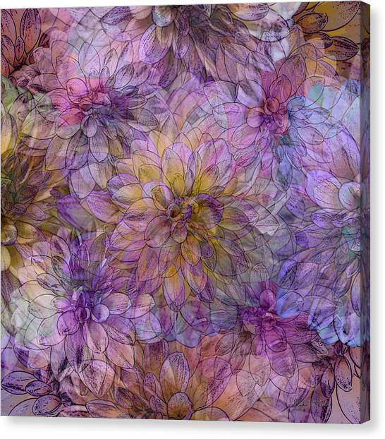 Overwhelming Fragrance Canvas Print