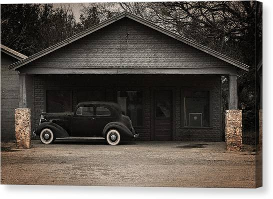 Packard Canvas Print