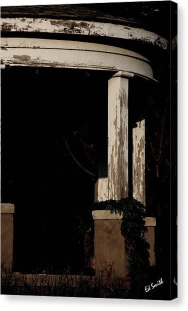Pagan Porch Canvas Print