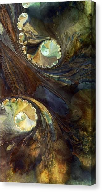 Painters Lament Canvas Print by Kim Baker
