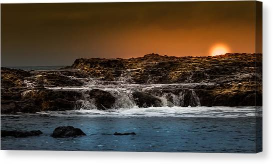 Palos Verdes Coast Canvas Print