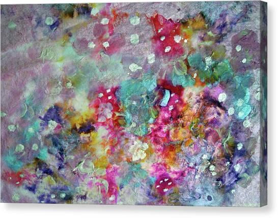 Panache Painting  Canvas Print
