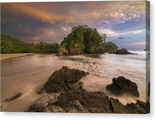 Costa Rican Canvas Print - Pandora by Jeremy Jensen