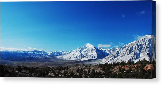 Panorama Canvas Print by Jessica Roth
