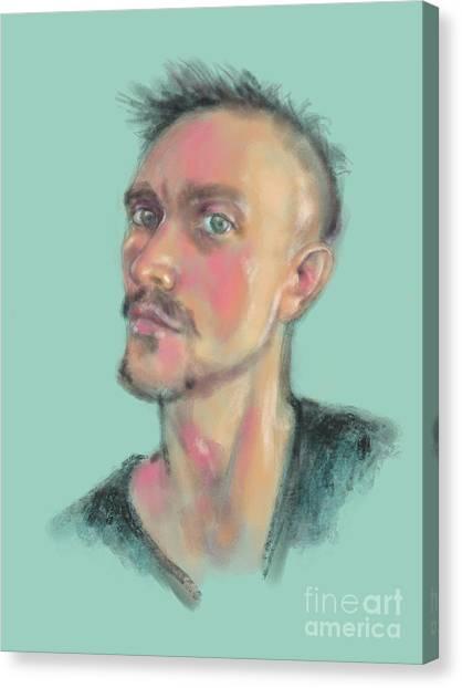 Paolo Canvas Print