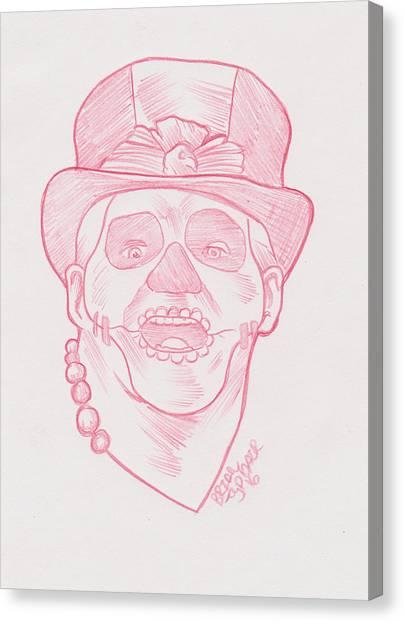 Hulk Hogan Canvas Print - Pap Shango by Brian Typhair