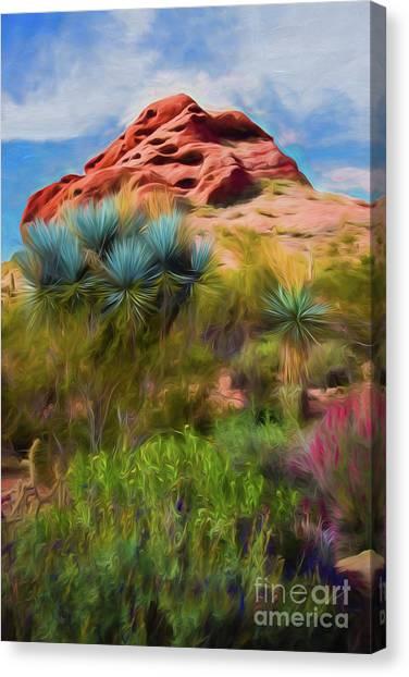Papago Dreams Canvas Print