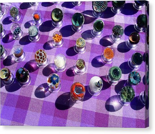 Paper Weights Canvas Print