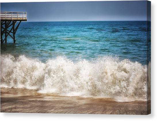 Paradise Cove Canvas Print