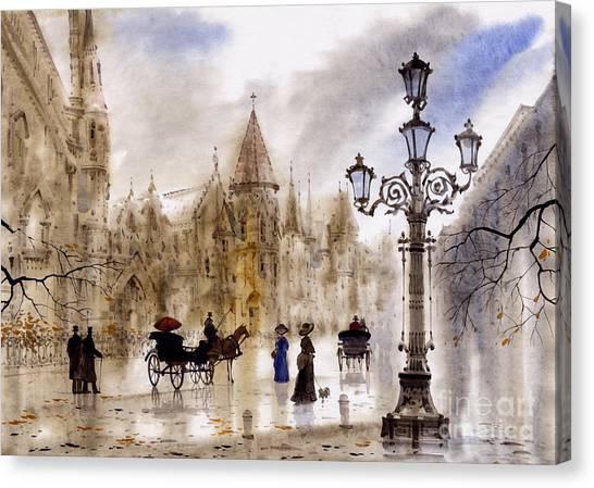 France Canvas Print - Paris by Svetlana and Sabir Gadghievs
