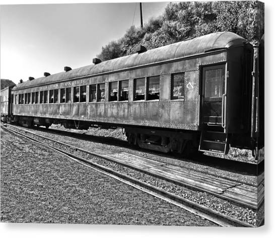 Passenger Ready Canvas Print