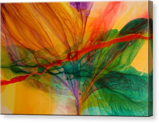 Passion Canvas Print by Andy Morris