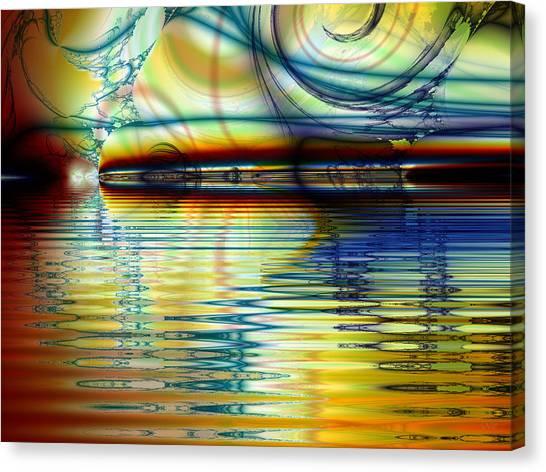 Passion Canvas Print