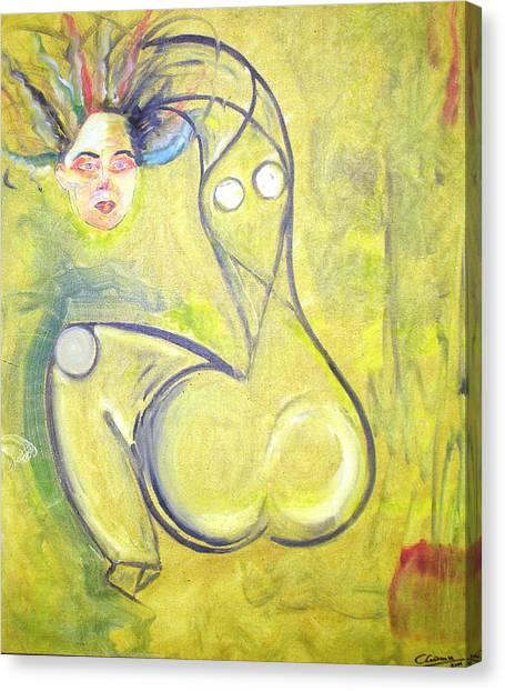 Passion Canvas Print by Narayanan Ramachandran