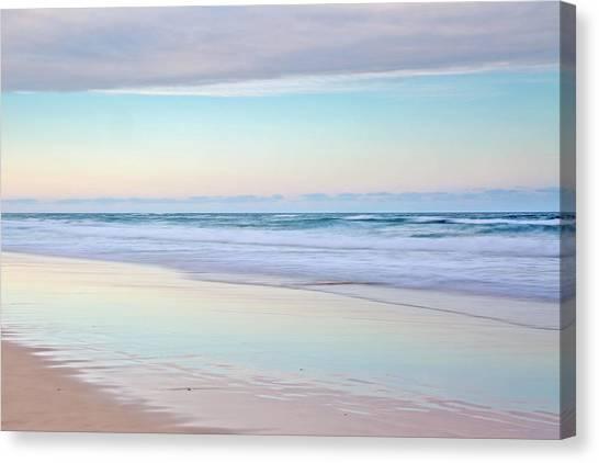 Australian Canvas Print - Pastel Reflections by Az Jackson