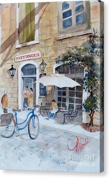 Pasticceria Canvas Print
